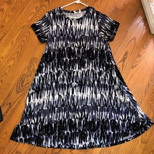 Lane Bryant dress size 1X